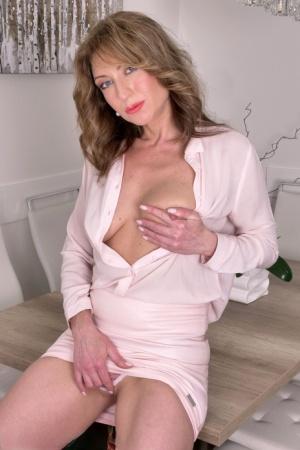 Old Pussy In Panties