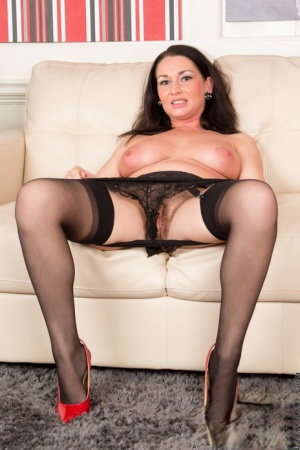 Old Pussy In Stockings