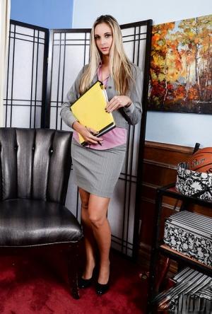Old Secretary Pussy